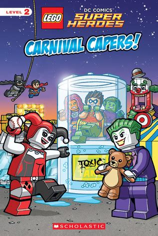 Pdf Lego Dc Superheroes Comic Reader by Pdf Carnival Capers Lego Dc Heroes