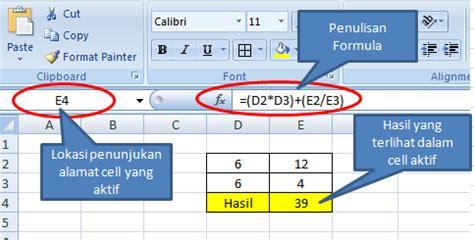 pengertian layout dalam microsoft power point pengertian formula dalam excel tutorial ms office