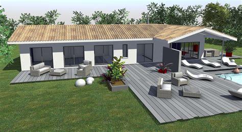 Terrasse Couverte Maison terrasse couverte maison
