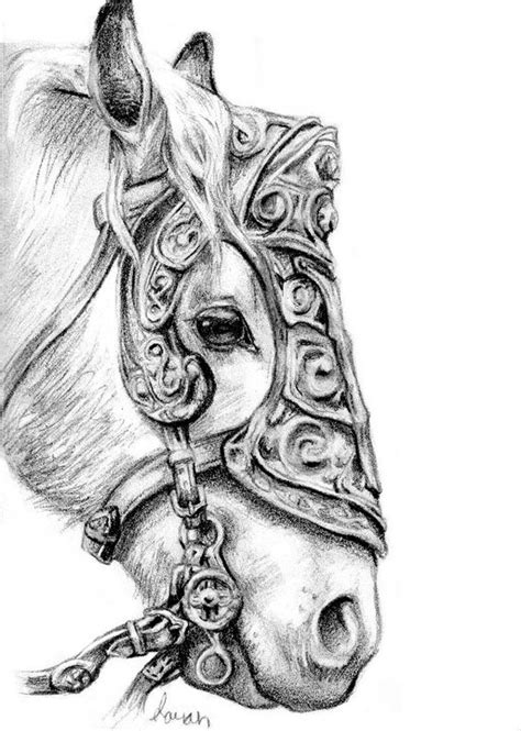 the war horse by define x on deviantart