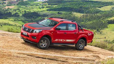 2019 Nissan Frontier Attack by Nissan Frontier 2019 Fabricada Na Argentina Tem Pre 231 O