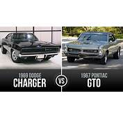 Classics Week  The Street Vs Race Track – 1969 Dodge
