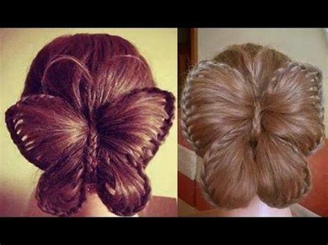 diy hairstyles cgh how to braid marvellous butterfly hairstyles diy tutorial