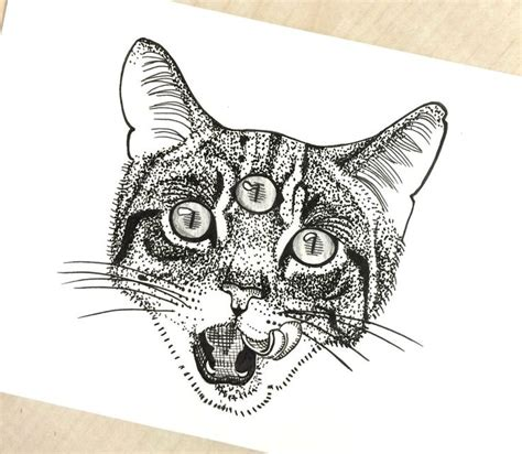 three eyed cat tattoo 30 best images about three eyes three heads on pinterest