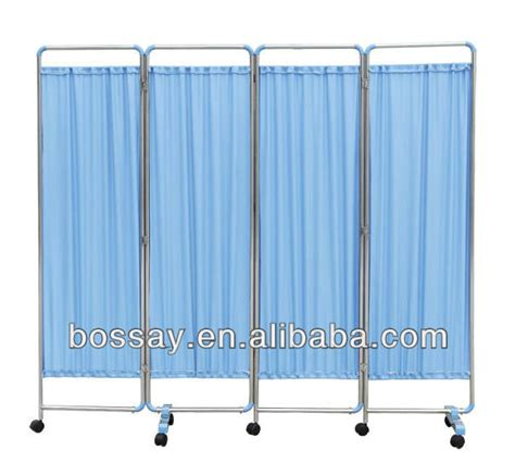 Bed Screen Curtain hospital folding screens hospital bed screen curtains