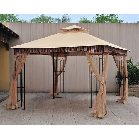 hton bay pergola replacement canopy ideas design for hton bay gazebo selecting the best small gazebo plan for a backyard