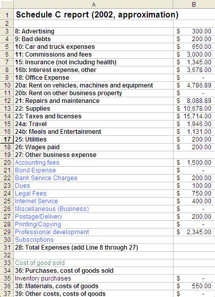 tax spreadsheet template 28 income tax template sample income tax