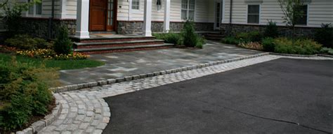 types of paving material the 4 different types of driveways and why concrete may be the best