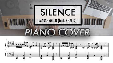 download mp3 marshmello silence download lagu silence marshmello ft khalid piano cover