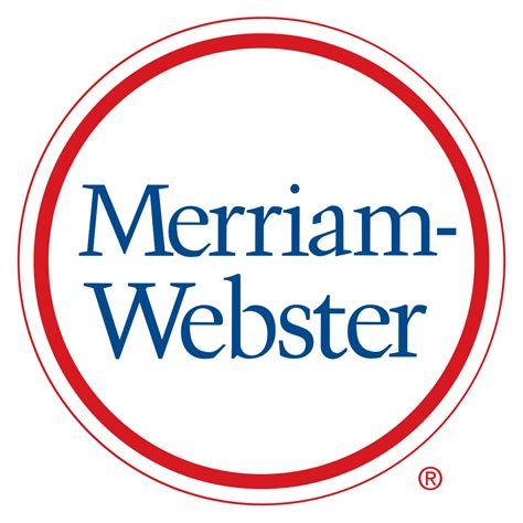The Merriam Webster Dictionary merriam webster