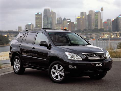 lexus rx 2006 2006 lexus rx photos informations articles bestcarmag com