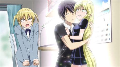 top  harem anime   main character chooses  girl