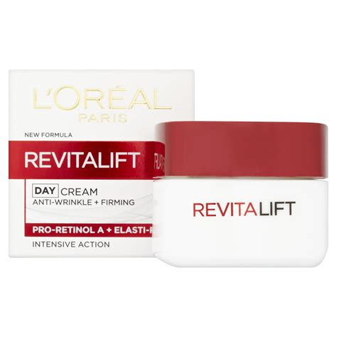 Loreal Revitalift Day Preloved l oreal revitalift anti wrinkle firming day 50ml at wilko