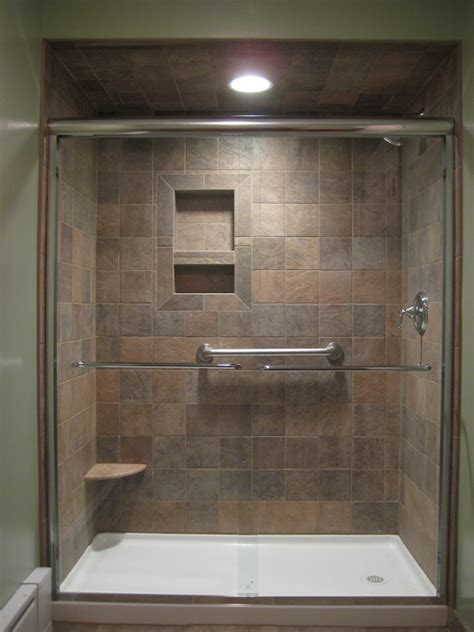 Remodeled Showers by Bathroom Remodel Tub To Shower 1