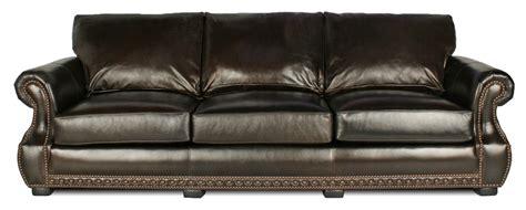 deep leather sofas sundance deep leather furniture