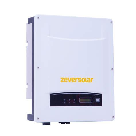 solar power inverter price list zever solar inverter price solar experts