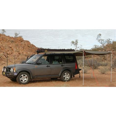 4 wheel drive awnings foxwing four wheel drive 2 5m pull out awning buy car awnings