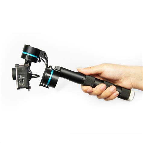 Gopro 3 Murah feiyu tech fy g3 ultra 3 axis handheld steady gimbal for gopro 3 3 4 black jakartanotebook
