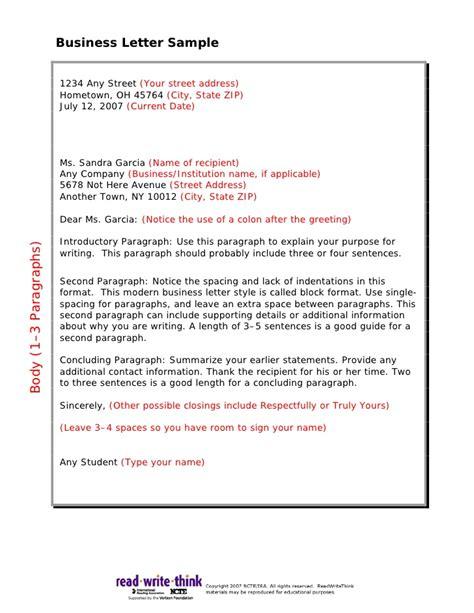 Business Letter Writing Slideshare letter writing