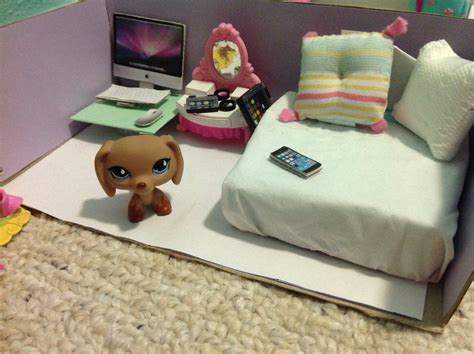 Lps Bedroom by Lps Room By Gabigr575 On Deviantart