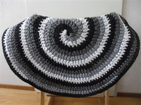 rond kleed 80 cm 10 beste idee 235 n over gehaakt tapijt op pinterest