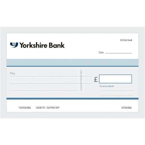 yorks bank oversized reusable promotional cheques discount displays