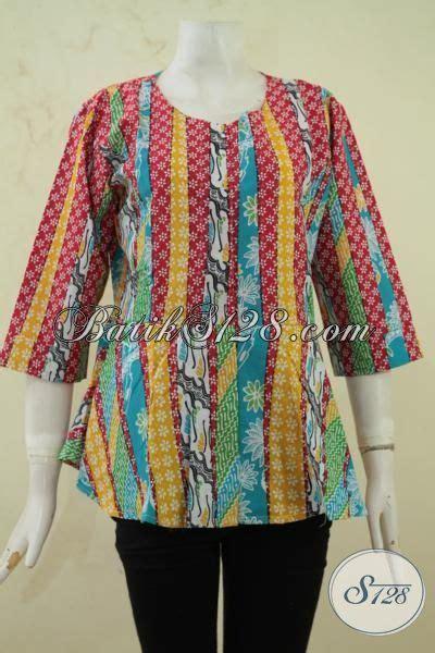 Outer Batik Panjang Murah Batik Keren Batik Cantik jual baju batik wanita mode mewah harga murah blsu batik