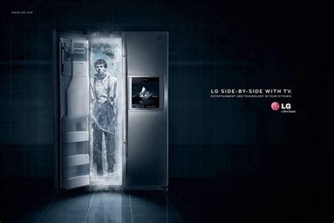 creative examples  electronics print ads