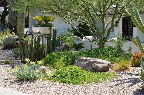 Southwest Style Home Plans Creating A Lush Desert Oasis In The Urban Landscape