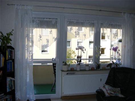 gardinen vorschlaege fuer balkontueren haus design ideen