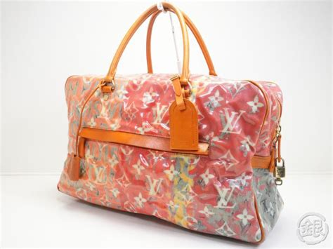 Update Marc Richard Prince For Louis Vuitton Handbag Project by Authentic Pre Owned Louis Vuitton Limited Edition 2008