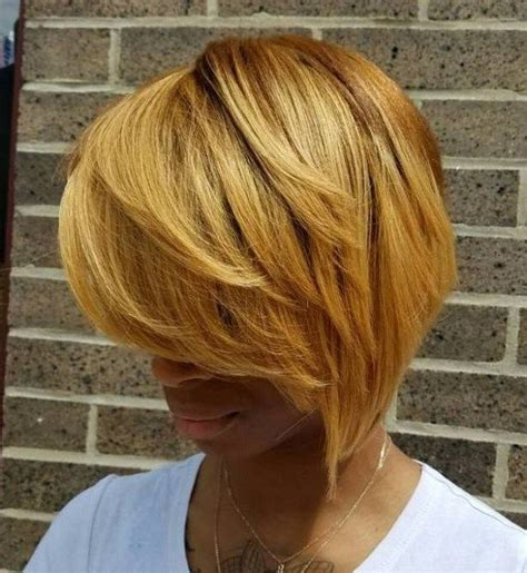strawberry blonde for african american hair 32 best images about short hairstyles for black women 2017