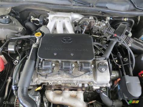 Toyota Camry V6 Engine 1998 Toyota Camry Xle V6 3 0l Dohc 24v V6 Engine Photo