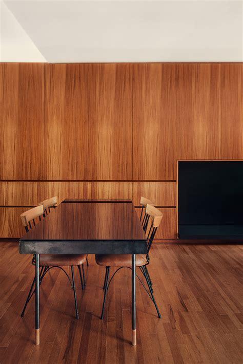 Chaises Hautes Cuisine 3601 by Tables Bureaux Felix Lepage Design