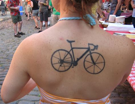 bicycle tattoos green news 1 green philly news