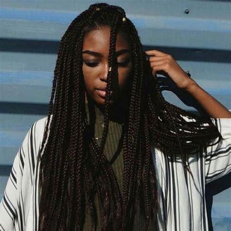 box braids thick thick long box braids styles braids twists locs