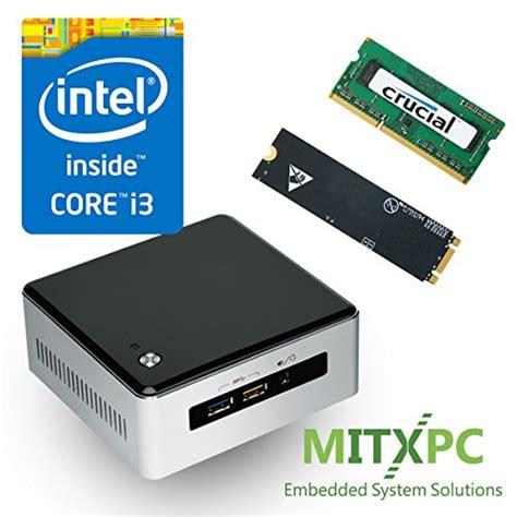 Intel Nuc5i3ryh 4s480w10 Minipc I3 intel nuc5i3ryh 5th i3 nuc mini pc with 4gb ddr3