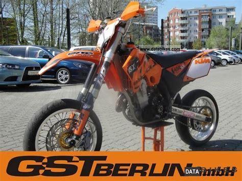 2005 Ktm 450 Smr 2005 Ktm 450 Smr Supermoto
