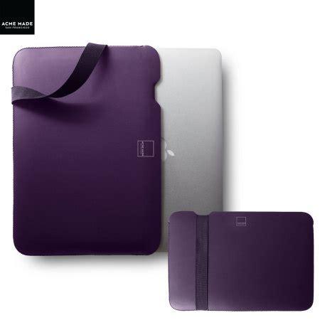 Macbook Matte Purple acme made macbook pro 13 quot sleeve matte purple