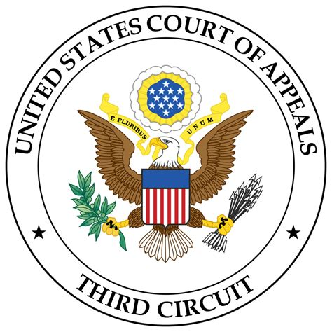 U S Court Records File Seal Of The United States Court Of Appeals For The