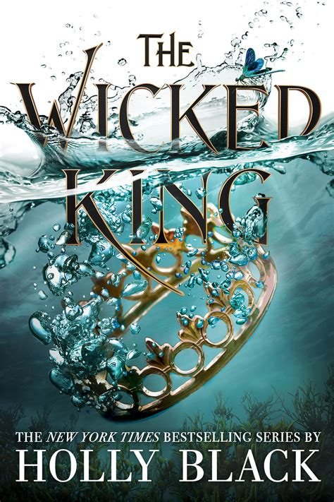 review  wicked king  holly black bookstacked