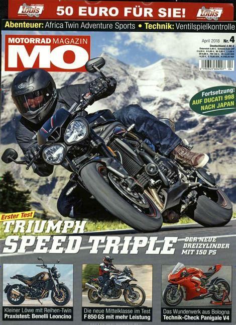 Mo Motorrad Magazin 10 12 by Mo Motorrad Magazin Abo Mo Motorrad Magazin Probe Abo Mo