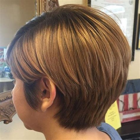bobs with layered crown area layered bob with crown lift 35 best bob hairstyles