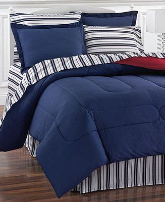 bed in a bag sale navy yard 8 piece queen bedding ensemble bed in a bag bed