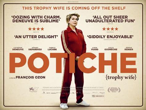 gerard depardieu orange advert new poster lands for potiche heyuguys