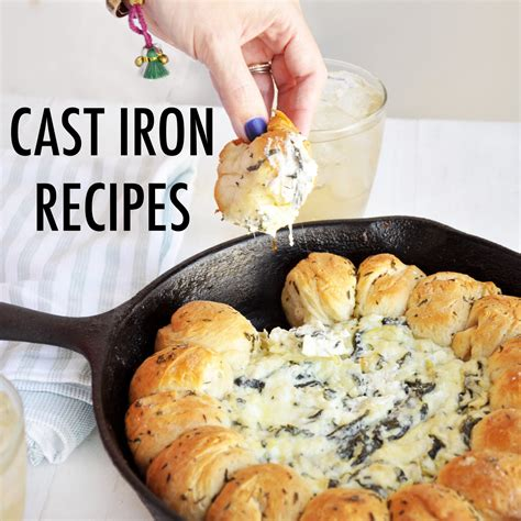 7 cast iron skillet recipes the chic site