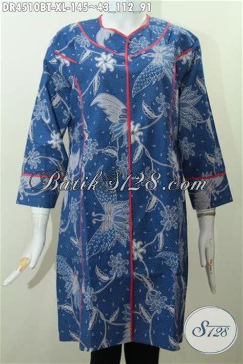 Kemeja Polos Type A Biru Turkish pakaian batik dress plisir kain polos dasar biru motif