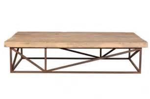 table basse flamant deco meubles caf 233 et