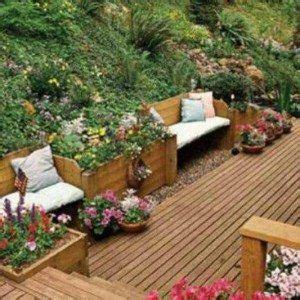 building a deck on a sloped backyard 25 best ideas about sloped backyard on pinterest sloped