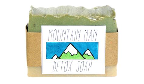 Mountain Detox Soap by 35 S Day Gift Ideas For The New In Your